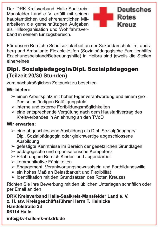 DRK Kreisverband Halle-Saalkreis-Mansfelder Land e. V.