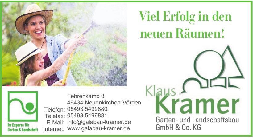 Klaus Kramer Garten- und Landschaftsbau GmbH & Co. KG