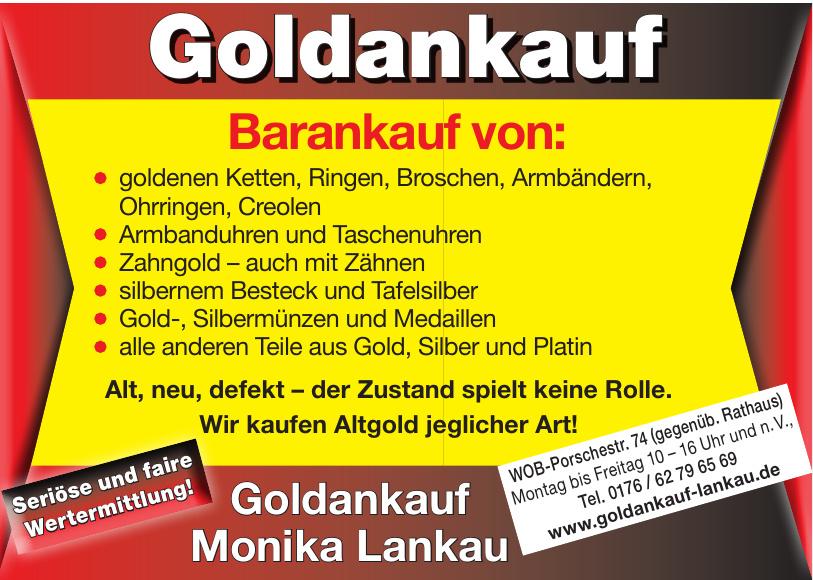 Goldankauf Monika Lankau