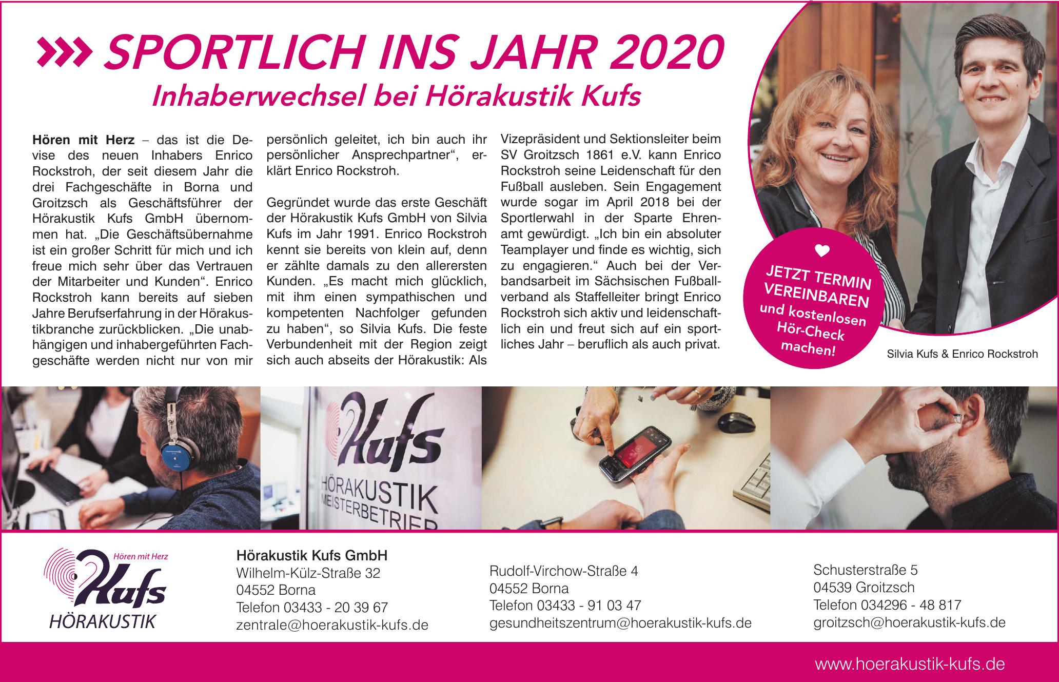Hörakustik Kufs GmbH