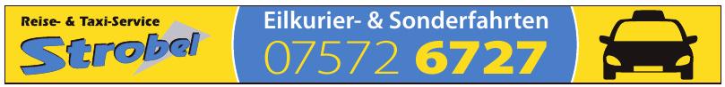 Reise- & Taxi Service Strobel