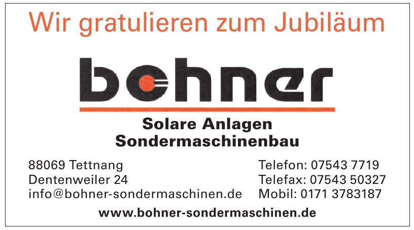 Böhner