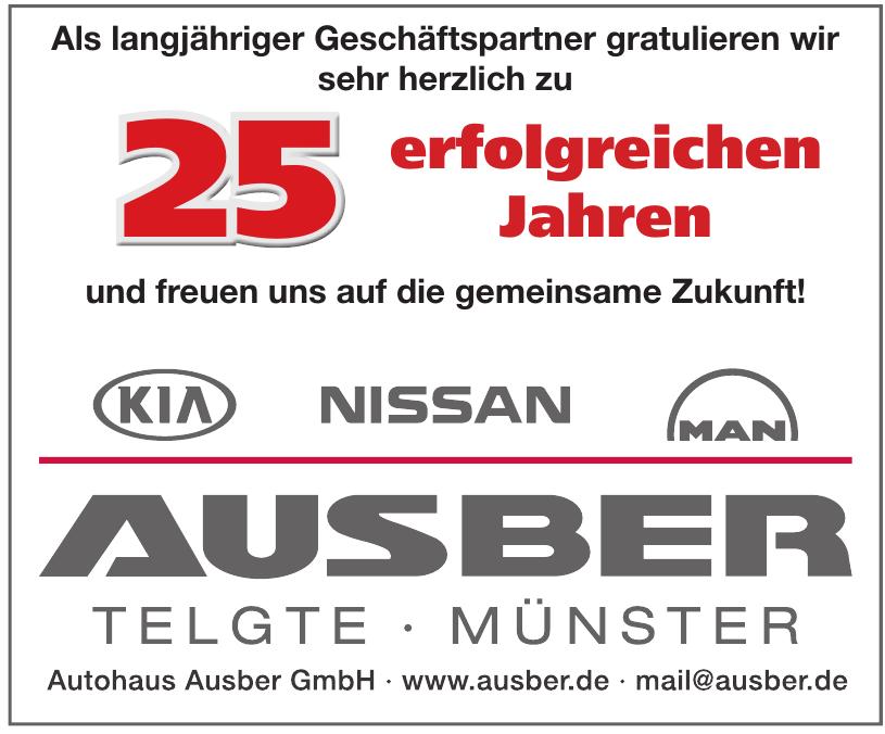 Autohaus Ausber GmbH