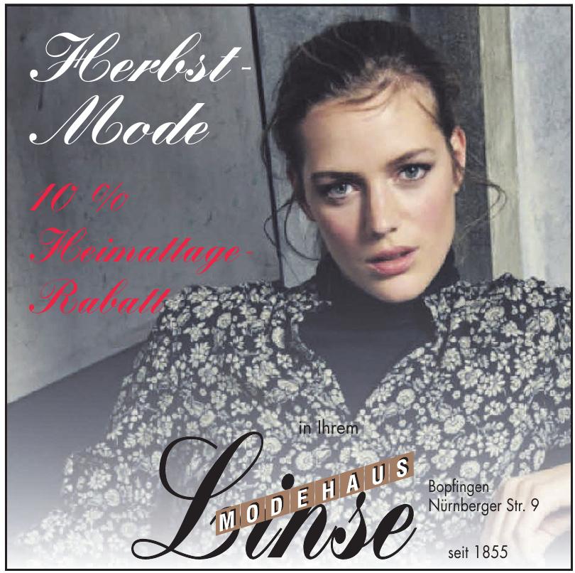 Modehaus Linse