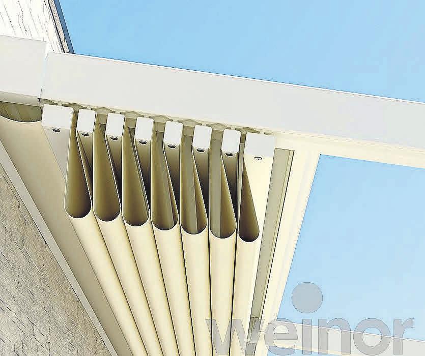 Clevere Konstruktion: BÖLSCHE Glas- und Bauelemente fertigt individuelle Terrassendächer für jedes Haus.Clevere Konstruktion: BÖLSCHE Glas- und Bauelemente fertigt individuelle Terrassendächer für jedes Haus.