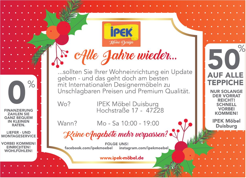 IPEK Möbel Duisburg