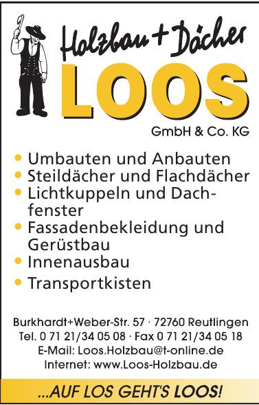 Holzbau + Dächer Loos GmbH & Co. KG