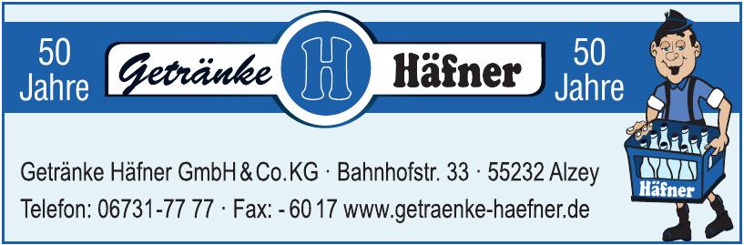 Getränke Häfner GmbH & Co.KG
