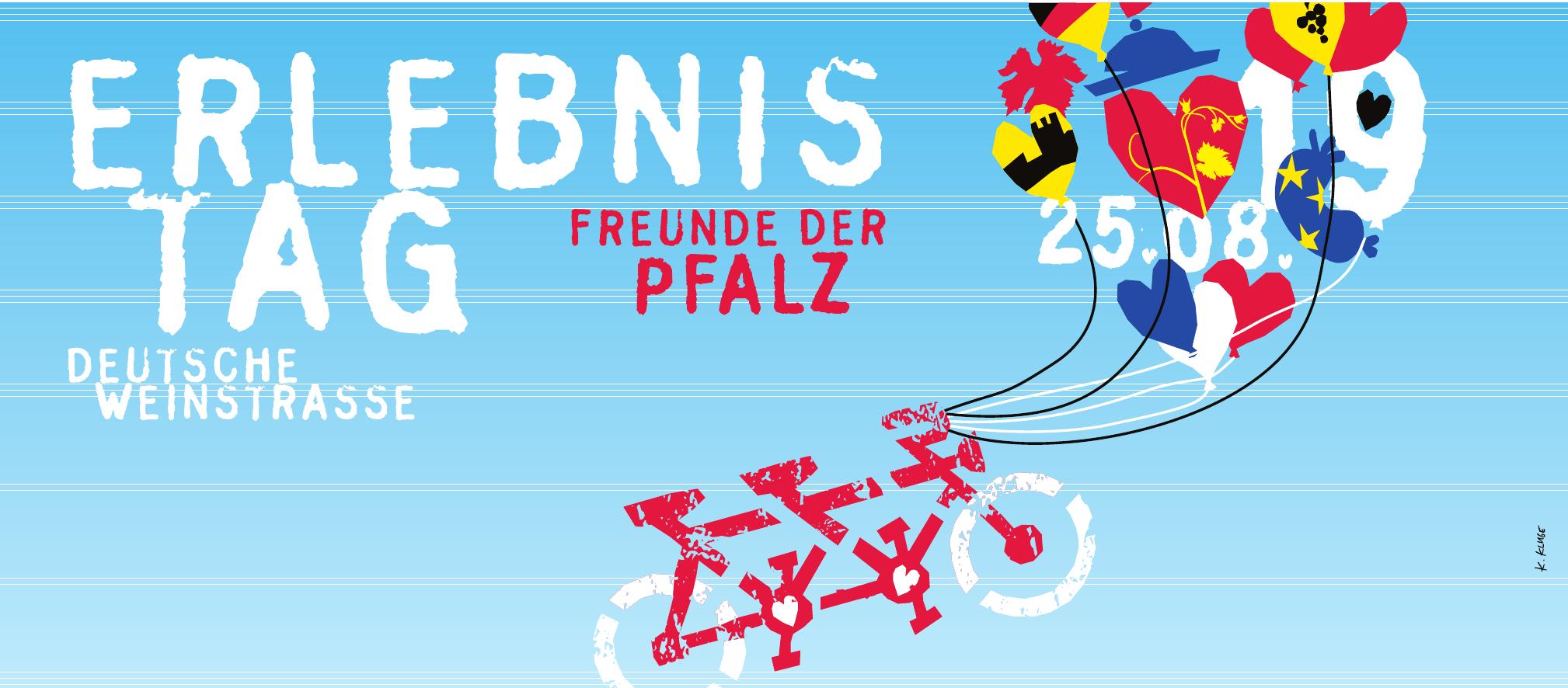 Erlebnistag Deutsche Weinstraße - Freunde der Pfalz