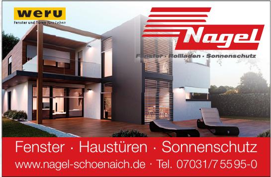 Nagel Fenster - Rollladen - Sonnenschutz