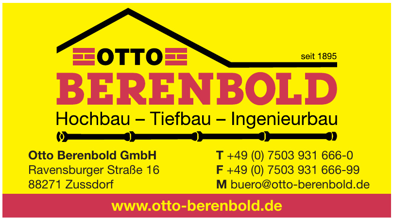 Otto Berenbold