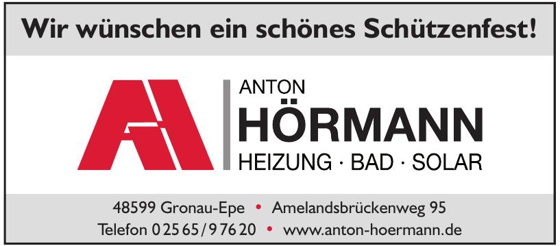 Anton Hörmann
