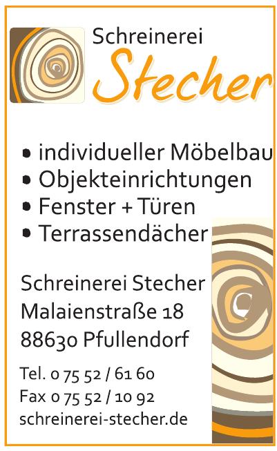 Schreinerei Stecher GmbH