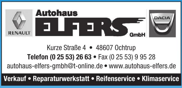 Autohaus Elfers GmbH