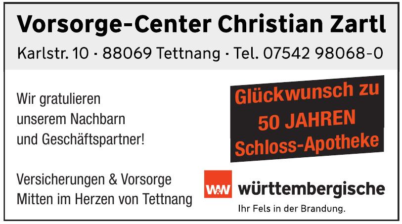 Vorsorge-Center Christian Zartl