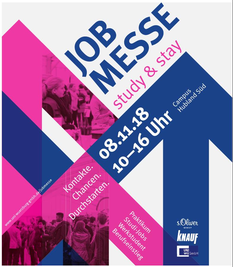 Jobmesse study & stay 8