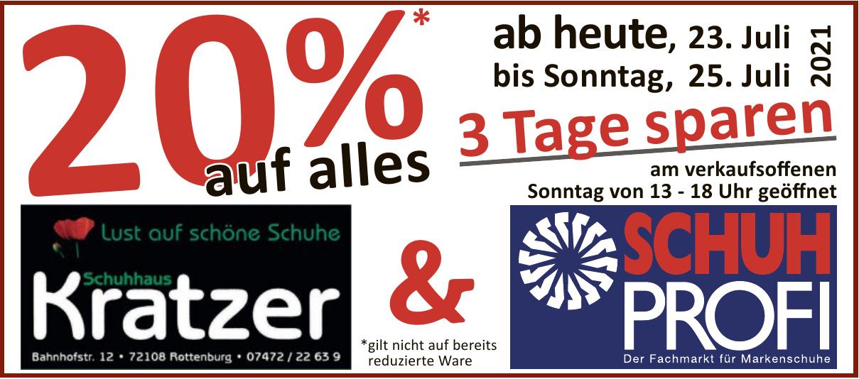 Schuhhaus Kratzer