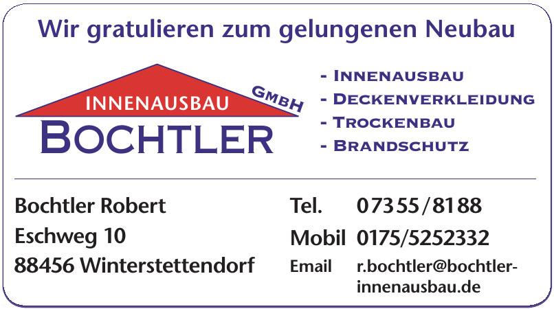 Bochtler Innenausbau GmbH