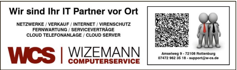 WCS Wizemann Computerservice