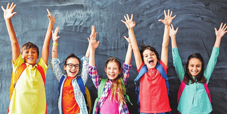 Die richtige Schule suchen, damit Lernen Freude macht Symbolfoto: GettyImages