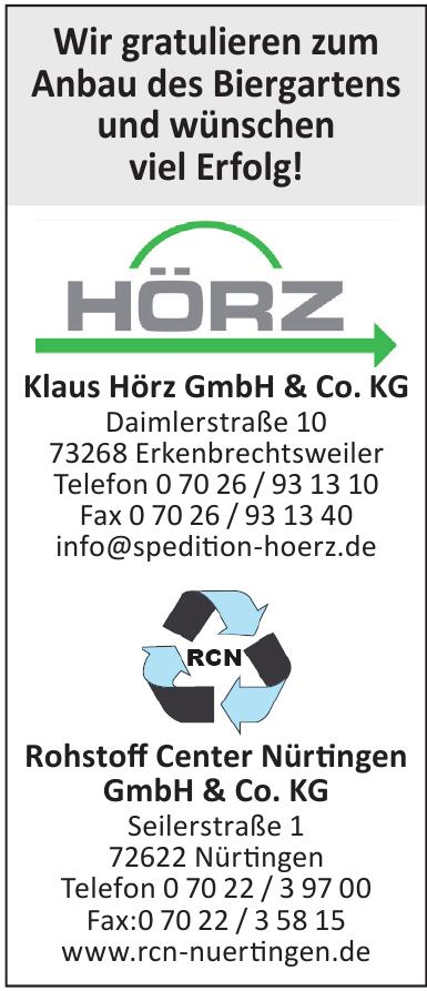 Klaus Hörz GmbH & Co. KG