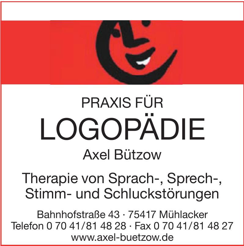 Praxis für Logopädie Axel Bützow
