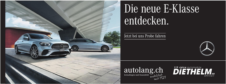 Automobile Diethelm AG