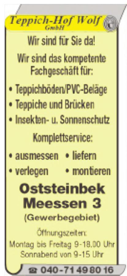 Teppich-Hof Wolf GmbH