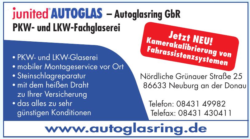 Autoglasring GbR