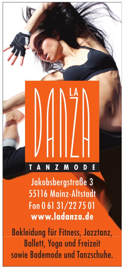 La Danza Tanzmode