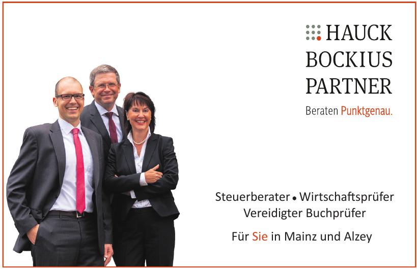 Hauck Bockius Partner