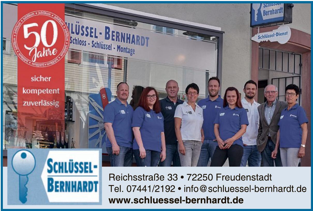 Schlüssel-Bernhardt