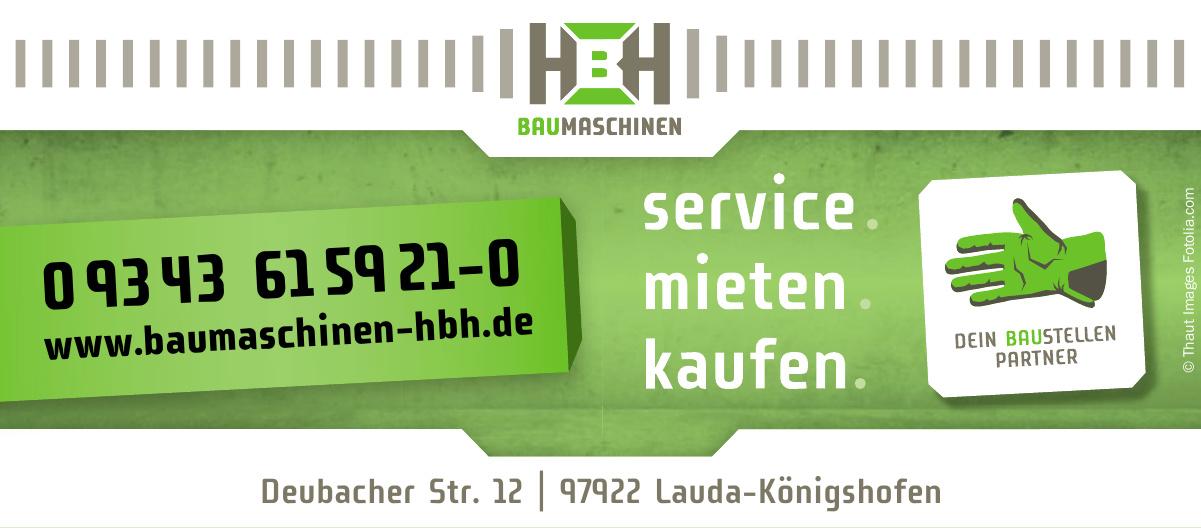 HBH Baumaschinen
