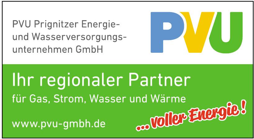 PVU Prignitzer Energie- und Wasserversorgungsunternehmen GmbH