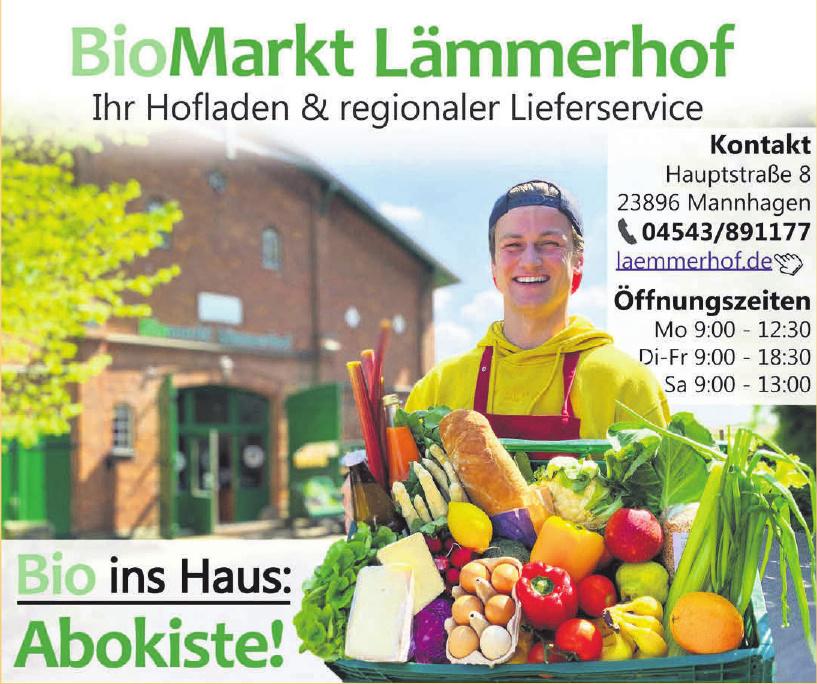 BioMarkt Lämmerhof