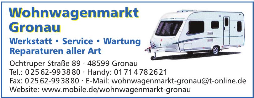 Wohnwagenmarkt Gronau