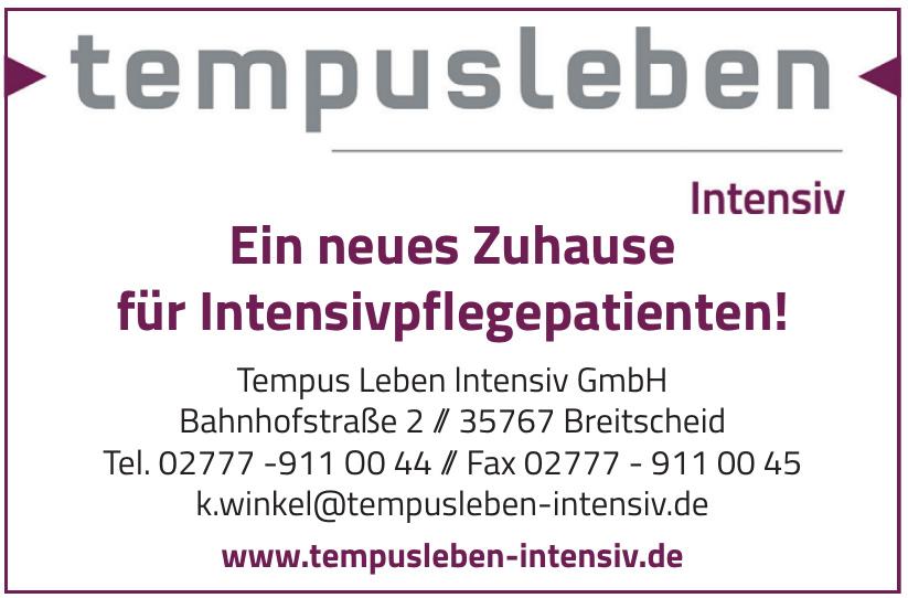 Tempus Leben Intensiv GmbH