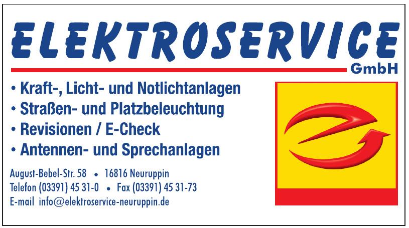 Elektroservice GmbH