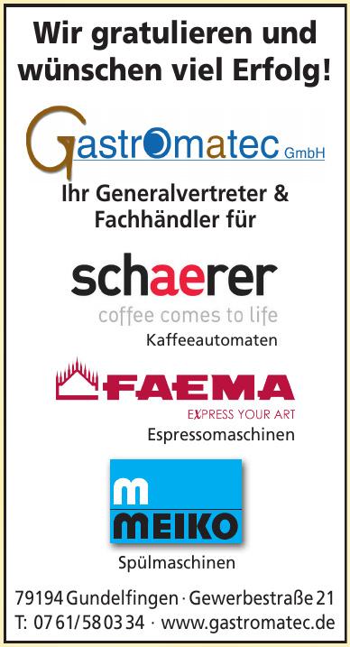 Gastromatec GmbH