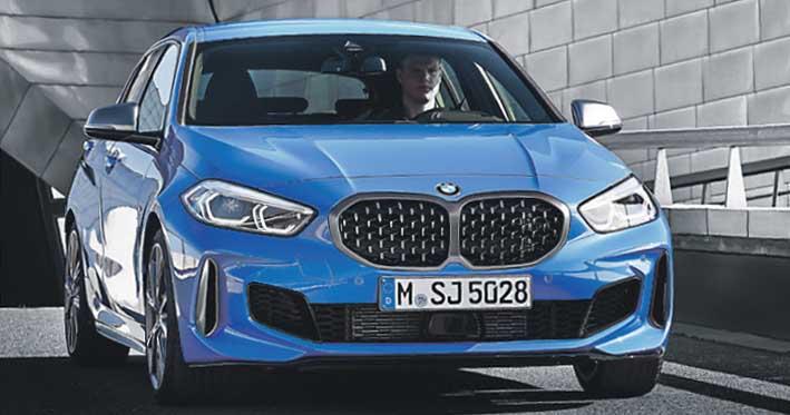 Kompaktwagen, 1. Platz. BMW 1er: Der BMW 1er hat sowohl technisch als auch hinsichtlich Platzangebot und Innovationen überzeugt
