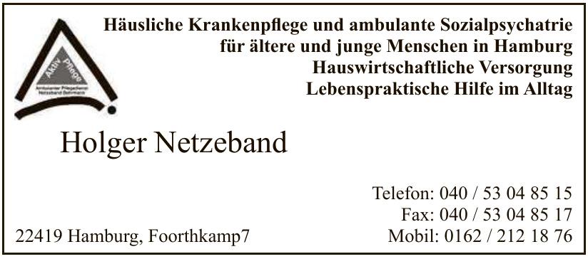 Holger Netzeband