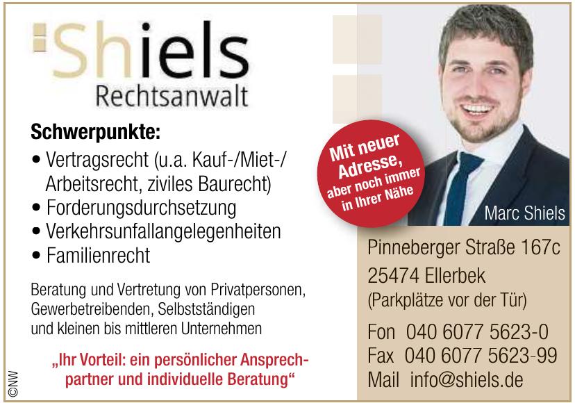 Shiels Rechtsanwalt