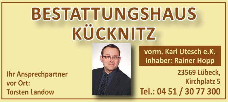 Bestattungshaus Kücknitz