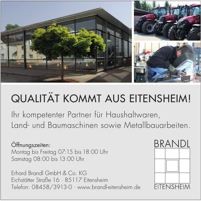 Erhard Brandl GmbH & Co. KG