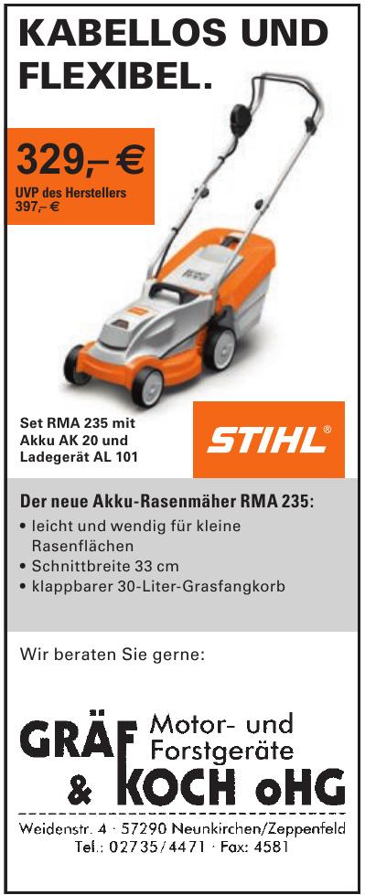 Gräf & Koch OHG Motor- und Forstgeräte