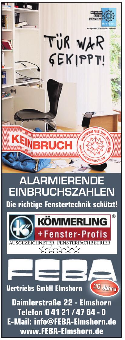 FEBA Vertriebs GmbH Elmshorn