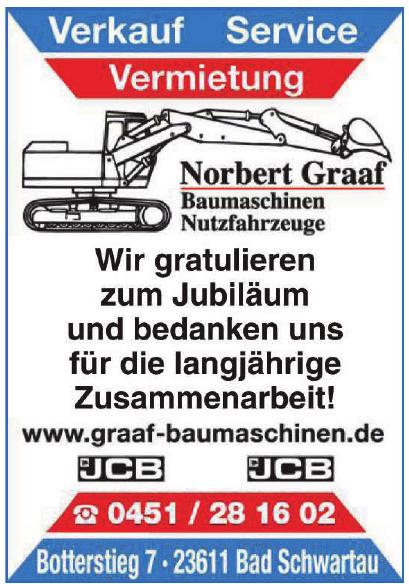 Norbert Graaf Baumaschinen Nutzfahrzeuge