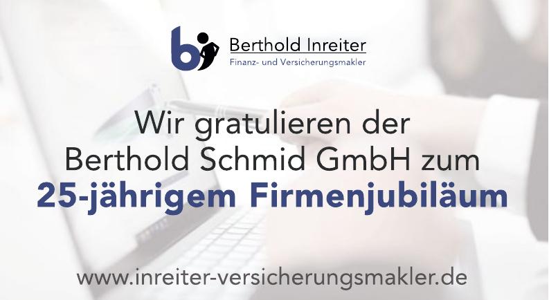 Berthold Inreiter Finanz- und Versicherungsmakler