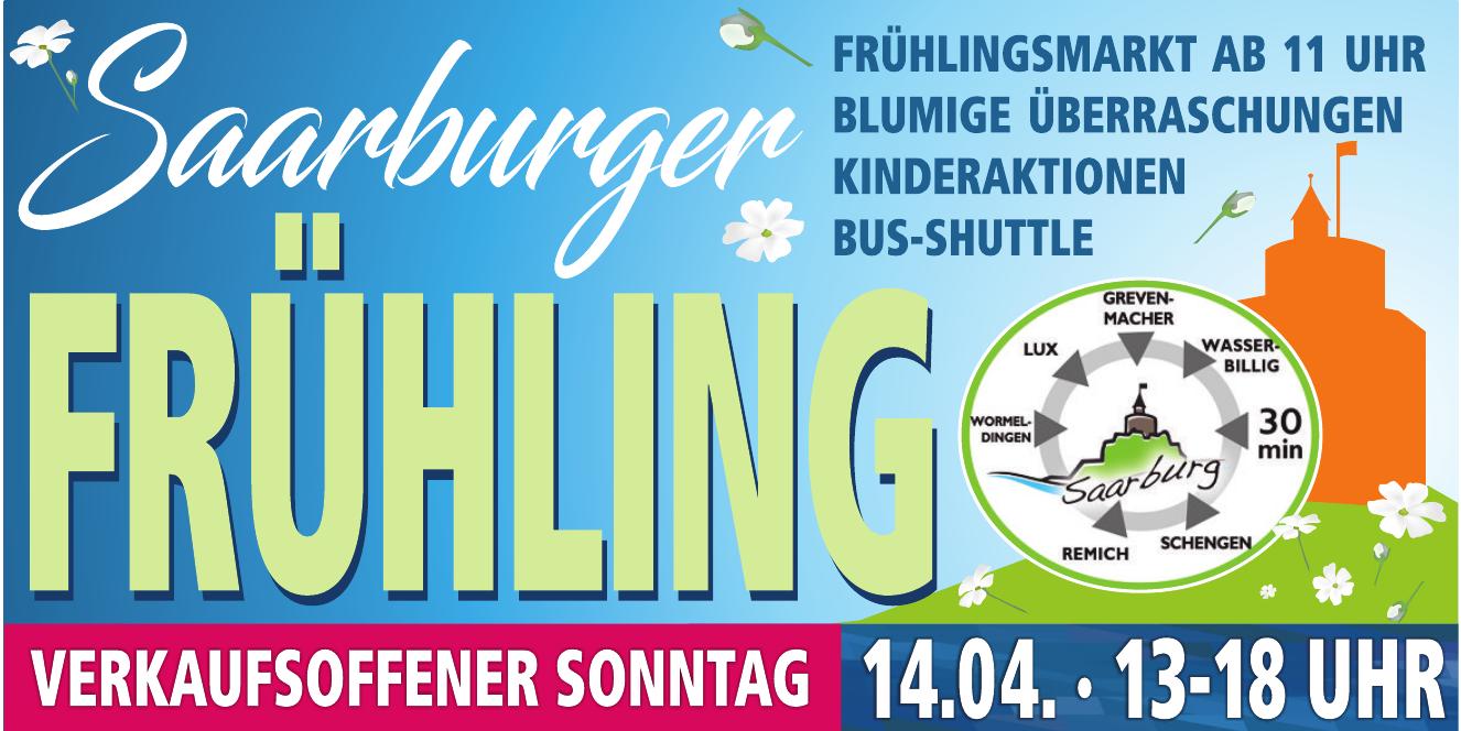 Saarburger Frühling
