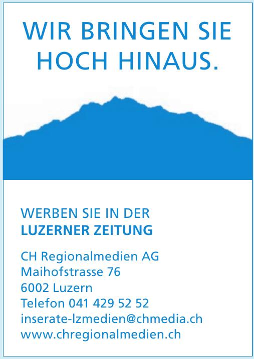 CH Regionalmedien AG